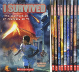 I Survived Series, books for tweens