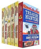 Treasure Hunters, books for tweens