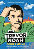It's Trevor Noah book for tweens
