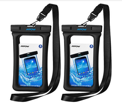 Amazon waterproof cellphone bag