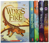 Wings of Fire, books for tweens