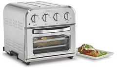 Cuisinart TOA-28 Compact Air Fryer Toaster Oven - SALT effect - Amazon Prime