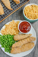 Freezer Chicken Tenders from The Lean Green Bean