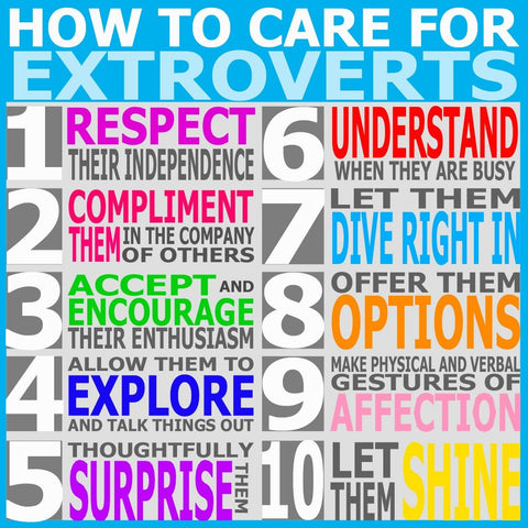 Buffer: How to Care for Extroverts