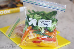 Stir Fry Freezer Packs from Cool Mom Eats