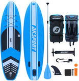 Inflatable paddleboard - on SALT effect Best Gifts for Tween and Teen Boys / gifts for 12-year-old boys