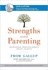 Strengths Based Parenting Gallup and StrengthsFinder