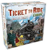 Ticket to Ride - best board games for tweens and teens, best gifts for tween boys, best gifts for teen boys