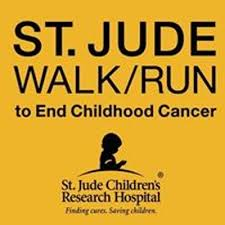 St. Jude Walk/Run to end childhood cancer