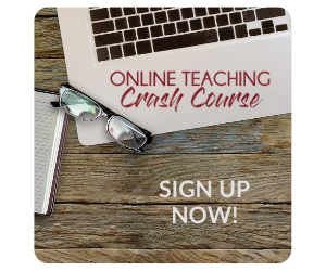 Online Teaching Crash Course