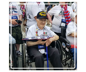 Honoring Veterans Service Project Plan [DIGITAL DOWNLOAD]