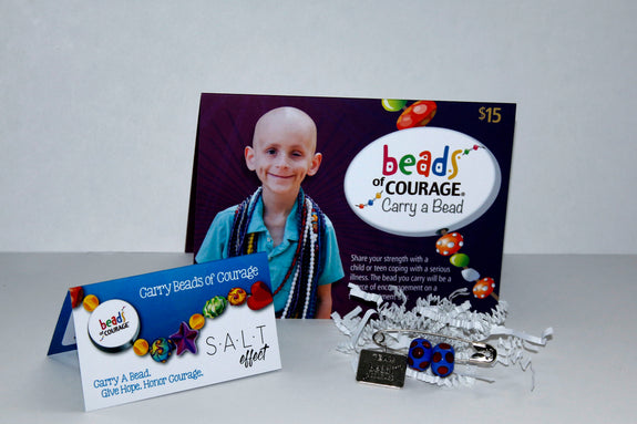 Beads of Courage - Carry a Bead Kit - SALT effect