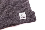 Black/White 'Love for Kelowna' Knit Beanie Toque