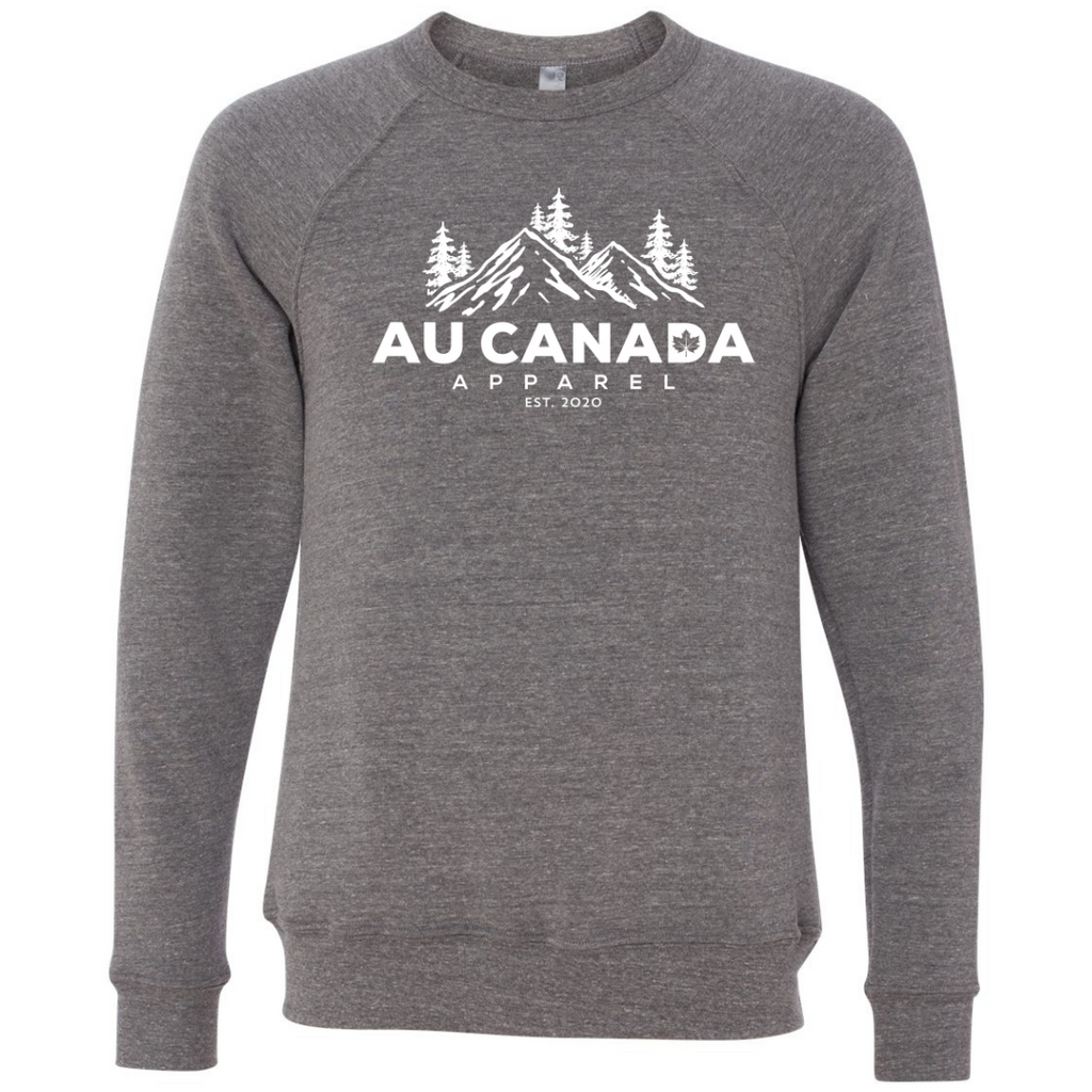 Grey Au Canada Apparel Crewneck