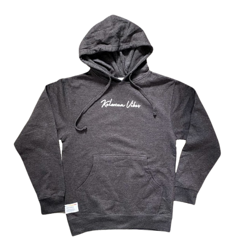 Charcoal Heather 'Kelowna Vibes' Hoodie