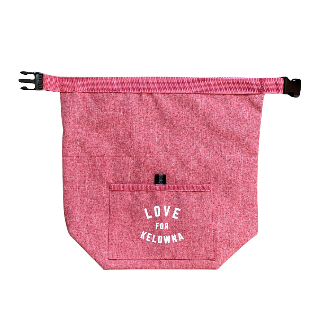 Insulated 'Love for Kelowna' Tote