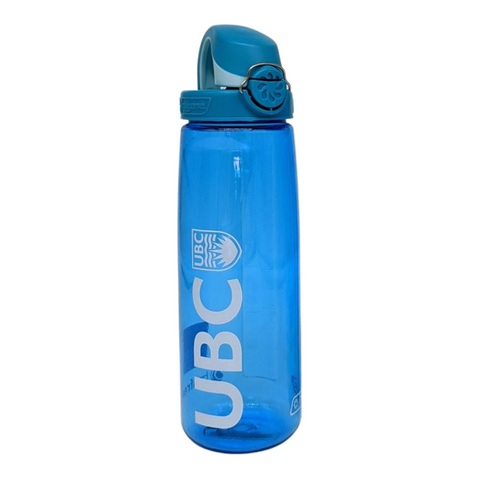 24 oz. Blue UBC Nalgene Water Bottle
