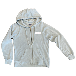Mint UBC Women's Stockton Angel Zip Fleece
