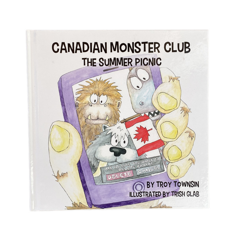 Canadian Monster Club - The Summer Picnic