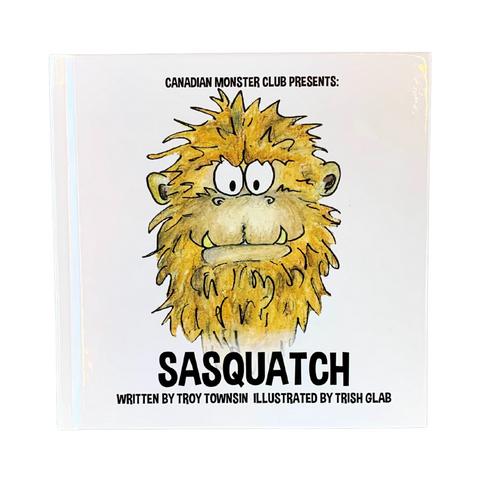 Canadian Monster Club Presents: Sasquatch