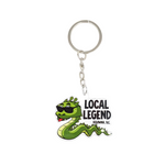 'Local Legend' Ogopogo Keychain