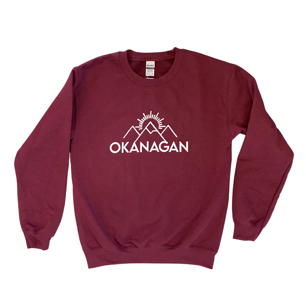 North Okanagan Apparel Crewneck
