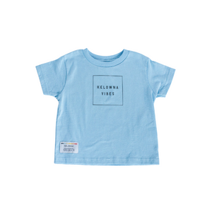 Blue 'Kelowna Vibes' Toddler T-Shirt