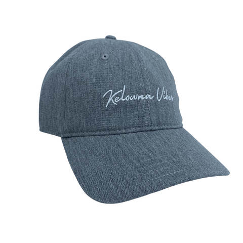 Heather Grey 'Kelowna Vibes' Dad Hat
