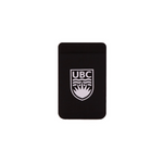 Black UBC Lycra Phone ID Holder