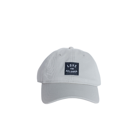 Tan 'Love for Kelowna' Dad Hat