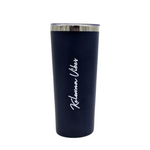Navy 'Kelowna Vibes' 22 oz Insulated Tumbler