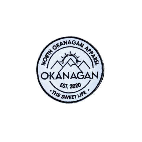 North Okanagan Apparel Patch