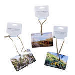 Amanda Rentiers Photo Postcard Ornaments