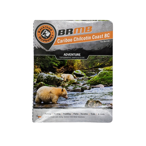 Cariboo Chilcotin Coast Backroads Map Book