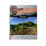 Thompson Okanagan Backroads Map Book