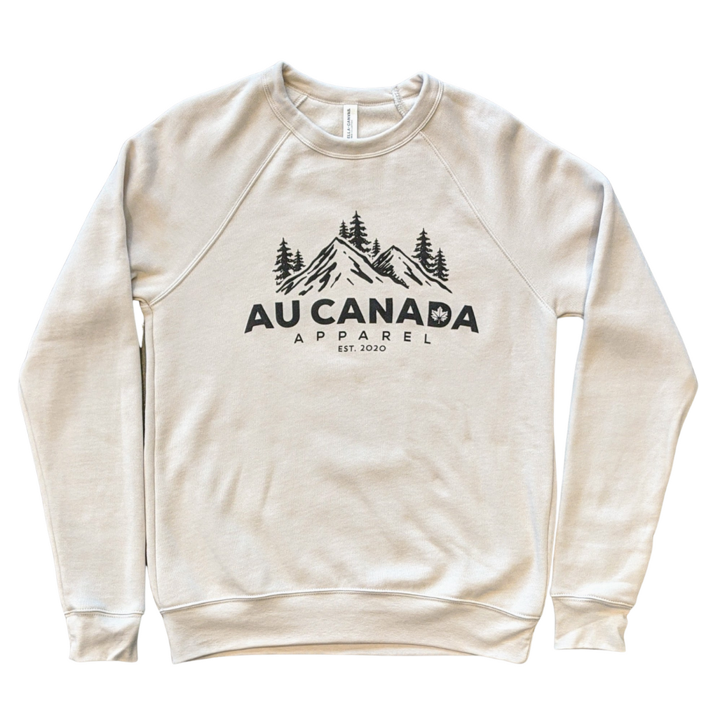 Polar Bear Au Canada Apparel Crewneck