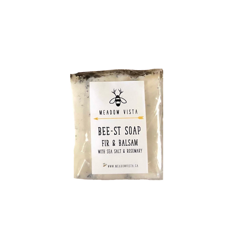 Bee-st Fir and Balsam Honey Bar Soap