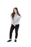 Athletic Grey 'Love for Kelowna' Crewneck