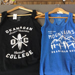 Okanagan College Tank - All Sizes & Colours