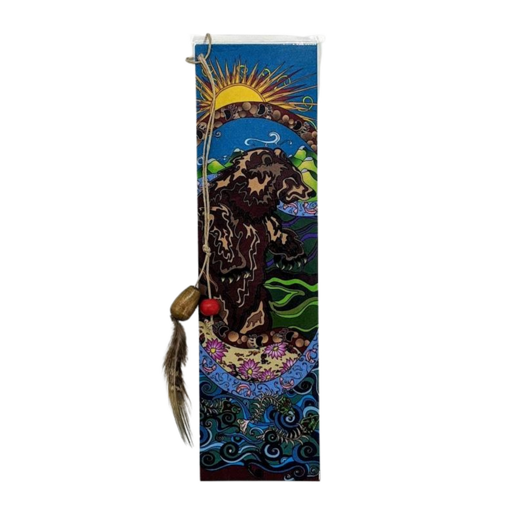Guardian of the Forest Bookmark - Janine Lott
