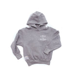Athletic Grey 'Love for Kelowna' Kids' Hoodie