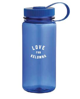 Love for Kelowna Reusable Water Bottle