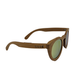 Light Wood Cat Eye Sunnies