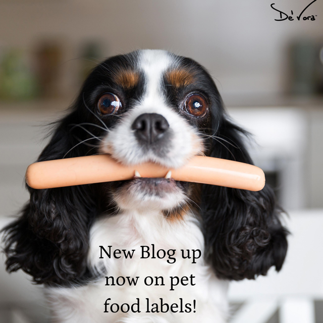Pet Food; Understanding the US Labels and AAFCO