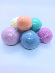 Assorted Scented Bath Bombs - Scentsbyeme Bath & Body Care