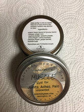 Natural Herbal Rub -  Muscle Rub - unscented - Scentsbyeme Bath & Body Care