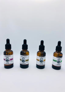Beard oil - Organic blends