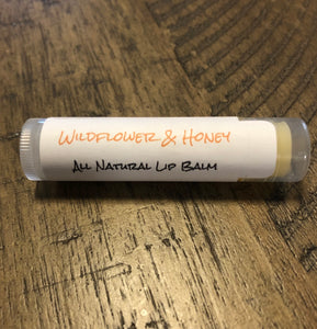 Pure Wildflower & Honey Lip balm