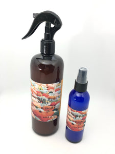 Pumpkin Spice Room & Body Mist Spray