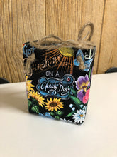 Single handmade material gift box  -  assorted styles